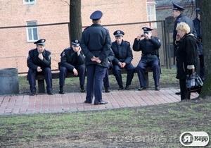 Глава Черкасс предложил снимать телесериал о бездеятельности милиции