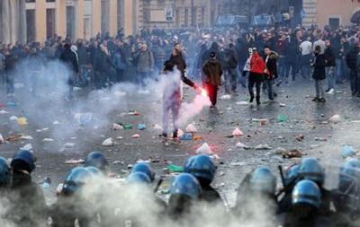 Фанаты голландского клуба нанесли Риму ущерб на несколько миллиардов долларов