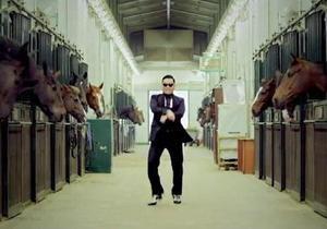 Gangnam style стал самым популярным клипом в истории YouTube