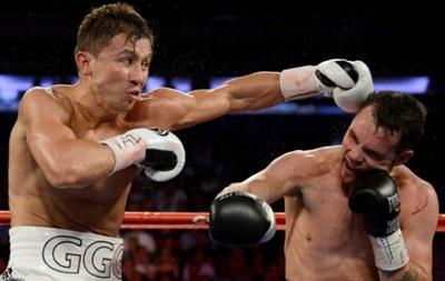 Бокс: Головкин поиздевался над Марреем и нацелился на Котто