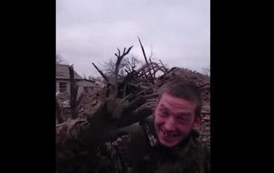 Сепаратисты показали разбомбленное Дебальцево