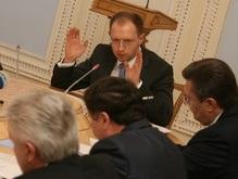 Завтра Яценюк проведет совещание