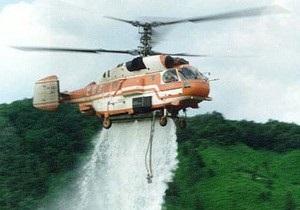 Крушение пожарного вертолета в Румынии: пятеро погибших были украинцами