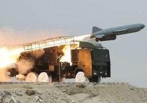 Иран провел испытания ракет класса земля-море