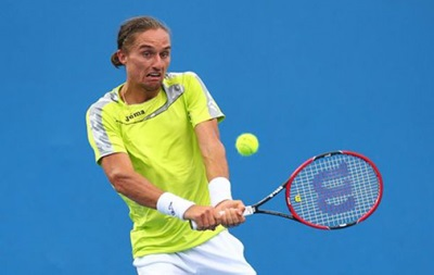 Украинец Долгополов без проблем прошел во второй раунд турнира в Мексике