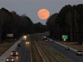 В ночь на субботу Луна была самой яркой за последние 15 лет