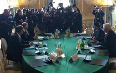 В Париже началась встреча  нормандской четверки  на уровне глав МИД