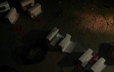 В Мариуполе обезвредили склад диверсантов