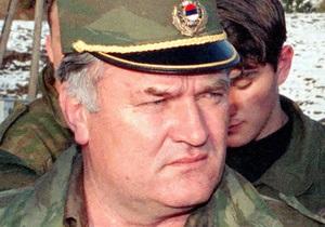 Власти Сербии обещают за информацию о местонахождении Младича 10 млн евро