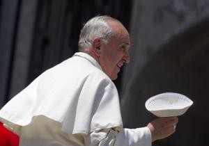 Папа Римский признал существование в Ватикане гей-лобби - источник