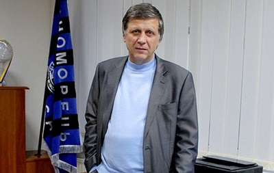 Черноморец будет спонсировать компания из ОАЭ