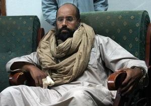 Сына Каддафи сдал бойцам ПНС проводник через границу, нанятый за миллион евро