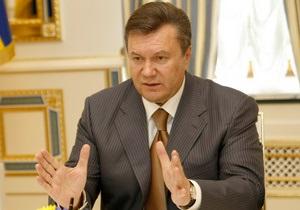 Янукович встретился с Лакшми Митталом
