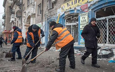 В магазине Донецка взорвалась граната, есть жертвы