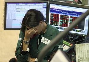 Фондовые рынки: Украина падает, несмотря на мировой позитив