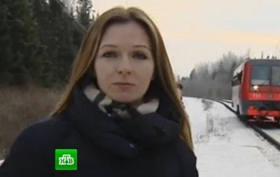 В Украину не пустили журналистку российского НТВ