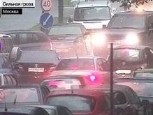 Пробки в Москве растянулись на 450 километров