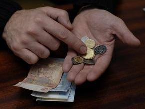Cредняя зарплата в Украине в феврале увеличилась на 3,5% до 1,7 тыс. гривен