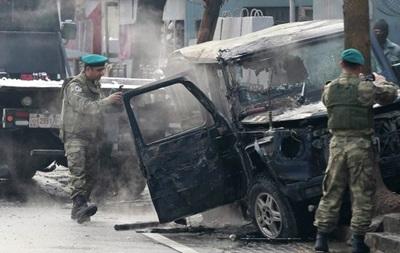 Смертник устроил взрыв у посольства Ирана в Кабуле