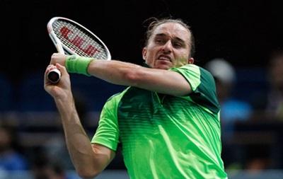 Украинец Долгополов вышел в четвертьфинал турнира в Акапулько