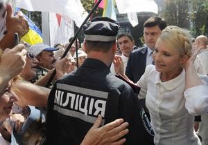 Суд продолжит слушание дела Тимошенко 22 июля