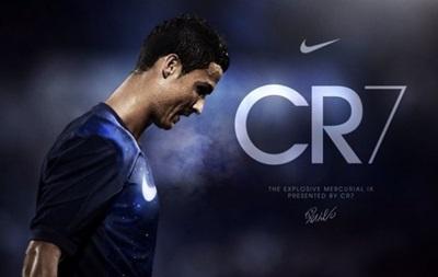Nike едва не разорвал контракт с Криштиану Роналду из-за бренда CR7