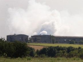 Минобороны планирует ликвидировать базы боеприпасов в Лозовой и Славуте до 2010