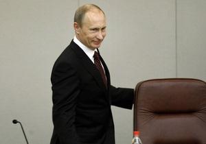 Путин: Рузвельт избирался президентом четыре раза подряд