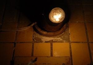 В Киевской области без электричества остаются 30 населенных пунктов