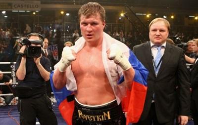 Тренер российского боксера просит у Кличко реванша