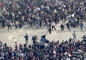 СМИ Египта сообщают о погибших в результате столкновений на площади Тахрир