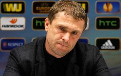Сергей Ребров: Ребята доказали, что мы сильнее