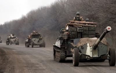 В Минобороны рассказали об отводе тяжелых орудий на Донбассе