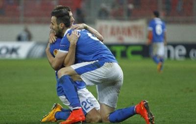 Жеребьевка Лиги Европы: Днепр сыграет с Аяксом в 1/8 финала