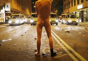 В Австралии голый мужчина ограбил кафе