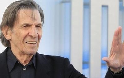 Скончался исполнитель роли Спока в сериале Star Trek