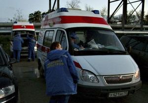 В Подмосковье столкнулись микроавтобус и грузовик: четверо погибших