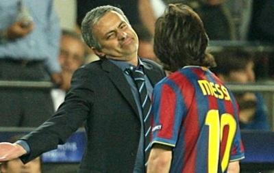 Моуринью уверен, что Месси завершит карьеру в Барселоне