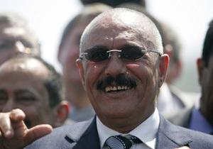 Президент Йемена впервые после ранения обратился к народу