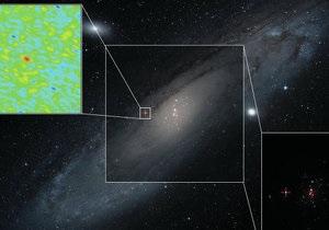 Астрономы впервые обнаружили микроквазар за пределами нашей галактики