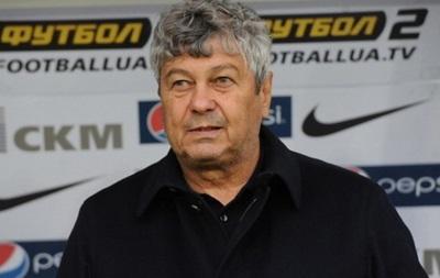 Луческу: Разочарован ситуацией, которая сложилась в чемпионате Украины