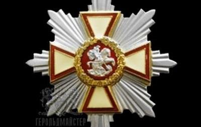 Филарет наградил Савченко орденом