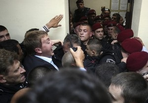 Бютовец Суслов: Если сегодня бьют депутатов, то завтра начнут отстреливать простых людей