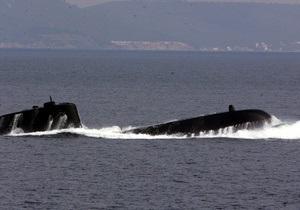 Новейшая российская подлодка проводит последние испытания перед пуском Булавы