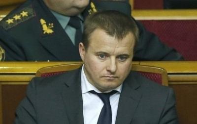 В Раде инициируют отставку главы Минэнерго Демчишина