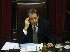 Совершено нападение на вице-президента Аргентины