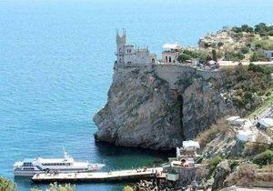 В Крыму самоубийца выжил после прыжка с Ласточкиного гнезда