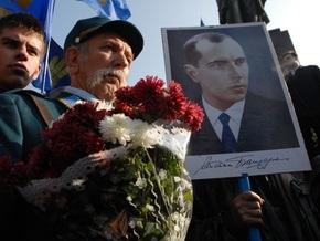 ВО Свобода проведет в Киеве факельное шествие в честь Бандеры