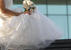 Российская милиция задержала украинцев по подозрению в контрабанде свадебных платьев