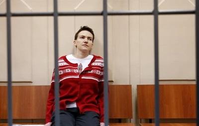 Порошенко в письме Путину потребовал освободить Савченко